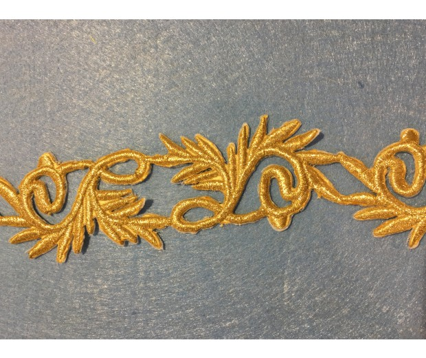 Metal Embroidery Trim